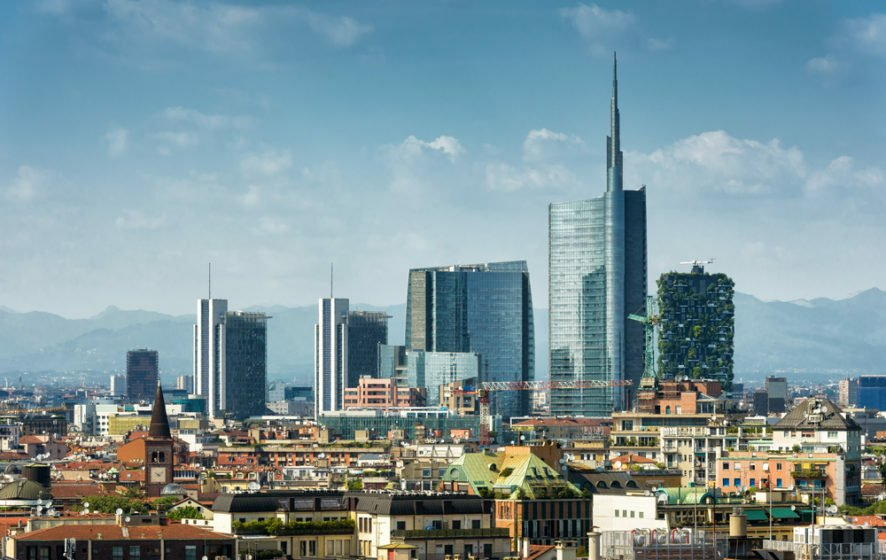 Joint Venture with Sys-Dat and new HQ in Milan
