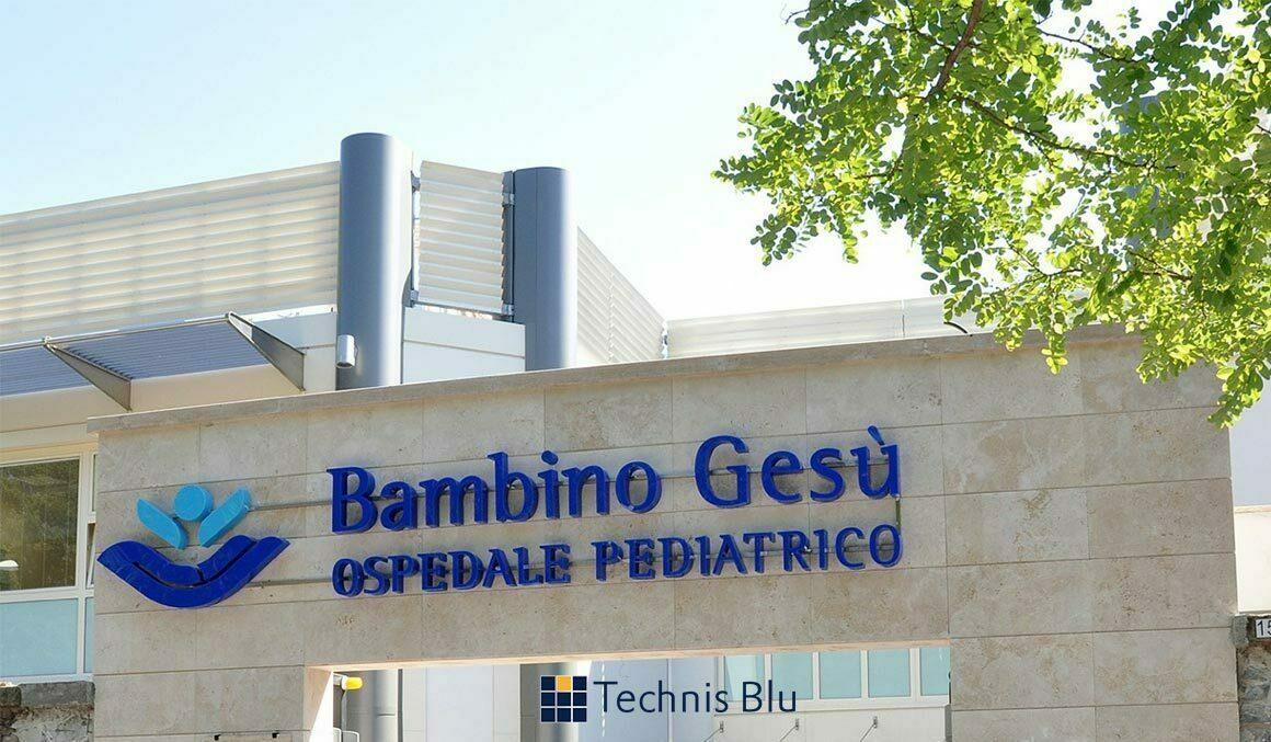 SAP management control for health companies: Ospedale Pediatrico Bambino Gesù