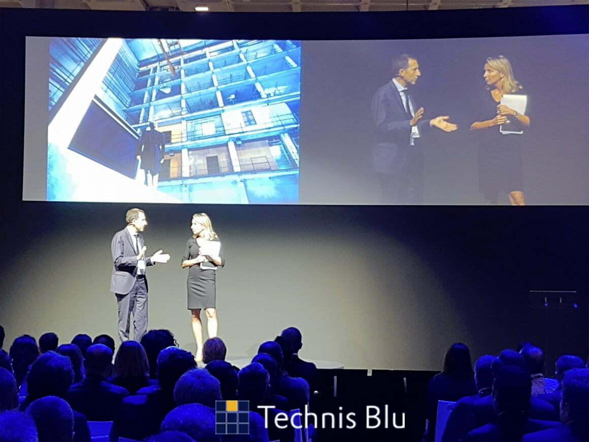 Technis Blu è protagonista a SAP NOW 2019